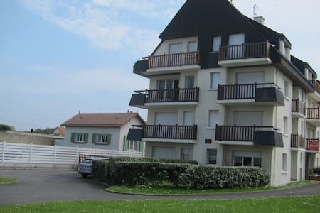 Appartement rénové front de mer - Langrune-sur-Mer - Appartement