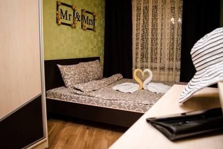 Ровно,хороший ремонт,2 комнати,wifi - Lakás