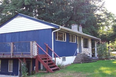 Dogwood Ridge Farm - Nanaimo - Casa