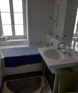 3 Seeen Unterkunft - Ziegelbrücke - Wohnung