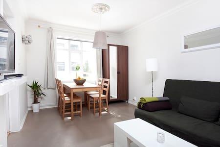 Charming apartment near city center - Reykjavík - Wohnung