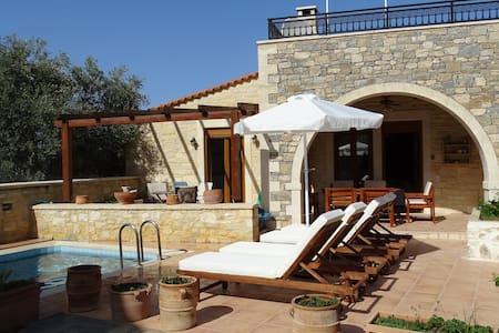 Villa Katerina traditional stone villa - Villa