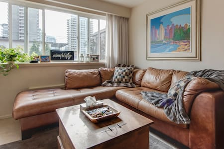 Perfect location in the West End - Vancouver - Apartment