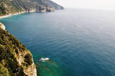 Amazing view  up 5 Terre-Corniglia - Corniglia - Other
