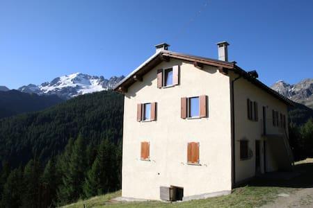 Baita Balzer, tra Bormio e Livigno. Elisa - Apartment