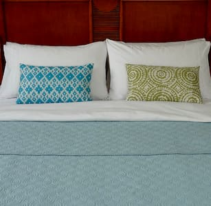 lovely double room en suite central Brighton - Lejlighed