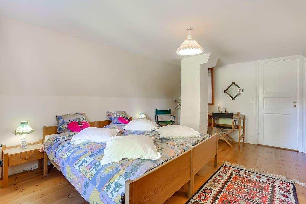 Fyn,double room No3, Gislev, Funen