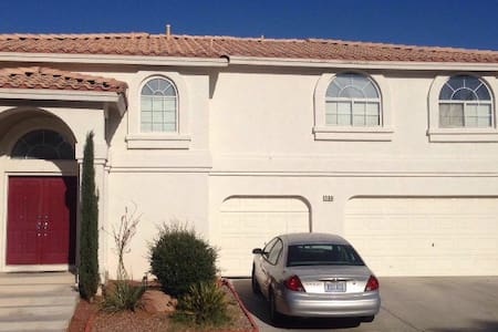 4 Bed House 10 minutes from to the airport - LAS VEGAS - Casa