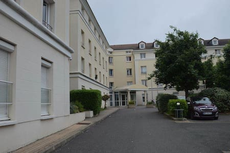 Studio Proche Disney, Val d'europe et 30 min Paris - Apartament