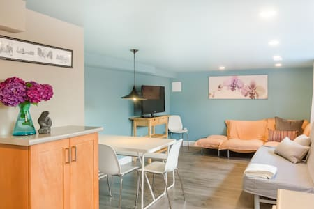 Family Friendly 2 Bedroom, easy walk to Skytrain - New Westminster