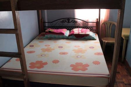 Clean family rooms near Baguio City - Baguio City