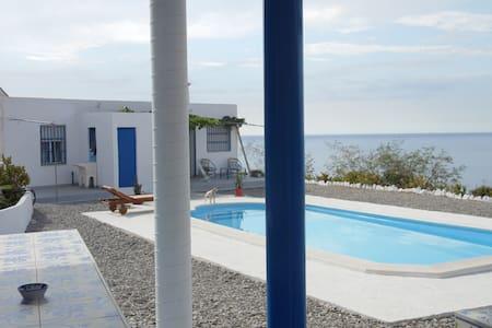Exclusiva casa frente al mar - Adra - House