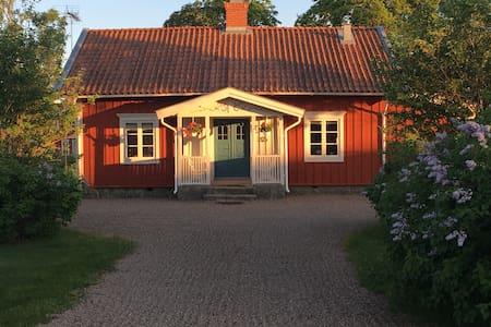 Härligt hus i Mullsjö, Jönköping - Mullsjö - Dom