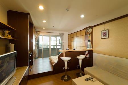 溫馨舒適的雙人房 - Qianzhen District