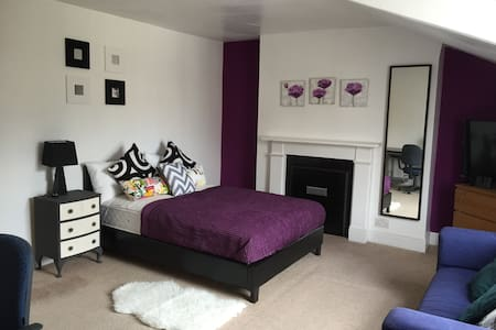 Fulham Broadway Nice Huge Room - Huoneisto