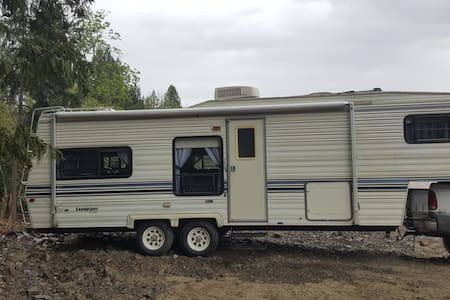 RV RENTAL ON VANCOUVER ISLAND - Campingvogn