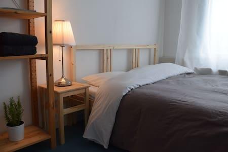 Private room in beautiful Rotterdam - Apartment
