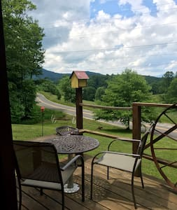 Authentic Mountain Cottage:Beautiful Sunset Views! - Green Mountain - Cottage