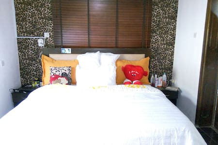 Lovely room for rent in a house - Lekki - House