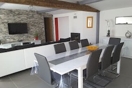 Maison au coeur du marais breton - Casa