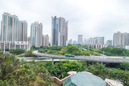 Never Ends Hostel @ Futian CBD - Shenzhen - Apartment