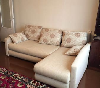 7 minutes to the beach - Ventspils - Apartment