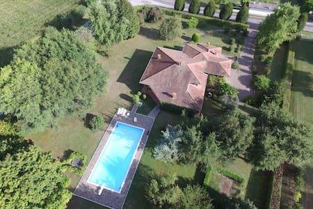 Stupenda Villa con Piscina - Maison