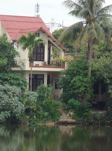 Như Ý  riverside homestay - Haus