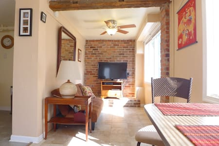 Apartment with Private Patio - Roanoke