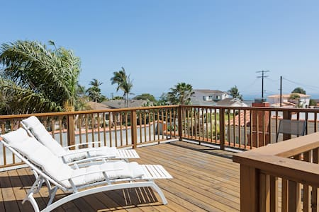 Bright, clean, airy - ocean views! - San Pedro