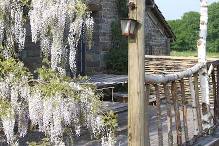 """"""" La ferme D'Etiennette""""20 mn de Granville - Le Mesnil-Rogues - Bed & Breakfast"""
