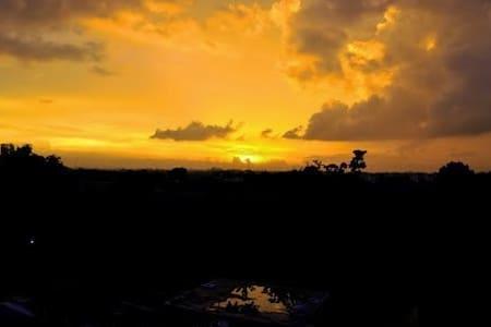 Merapi Mountain Sunrise View Apartment - Huoneisto