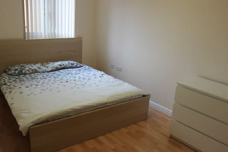 Double bedroom - Cambridge