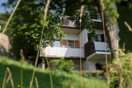 """App """"Sole"""" vista lago adatto per famiglie - Apartamento"""
