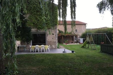 Maison de caractère en Lorraine - Haussonville