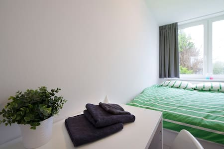 C-Private room 5min RUG/Hanze/centr - Apartemen