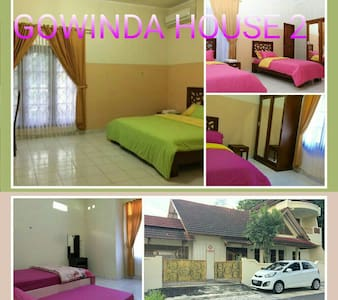 GOWINDA HOUSE -2 ..Amazing view - Sleman Sub-District - Rumah
