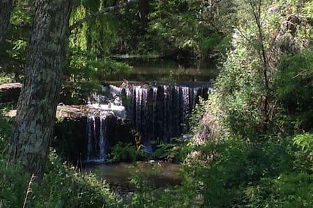 Cabaña ecológica del bosque - Villa Yacanto de Calamuchita - Cottage