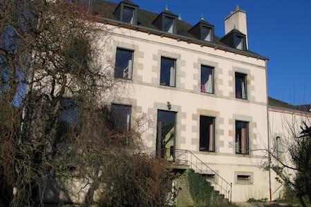 Chambres à Plumelec pour les championnats d'Europe - Guesthouse
