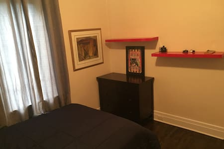 Clean Private Room, Downtown Montreal/Westmount - Westmount - Lägenhet