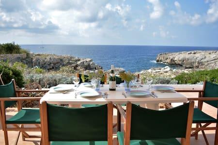Villa Feliz - sleeps 6 -Binibeca Menorca - Binibequer - Casa de campo
