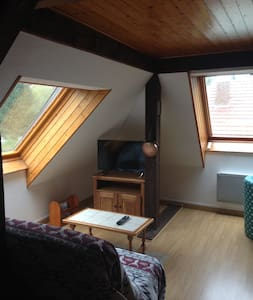 Appartement le chamois la bresse - La Bresse - Kondominium