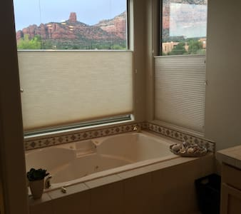 Private entrance huge master suite - Sedona - Haus