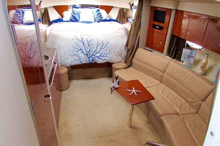 Sleep On A Yacht In St. Pete!!! - Saint Petersburg - Boot