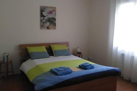 Nice room very calm - Haus