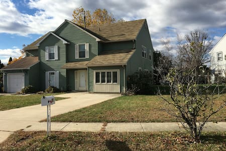 Warm Cozy Quiet Home - Voorhees Township - Αρχοντικό