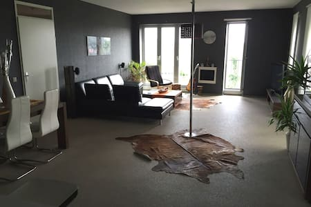 City centre 2 bedrooms huge Apartment + 2 bikes - Amsterdam - Byt