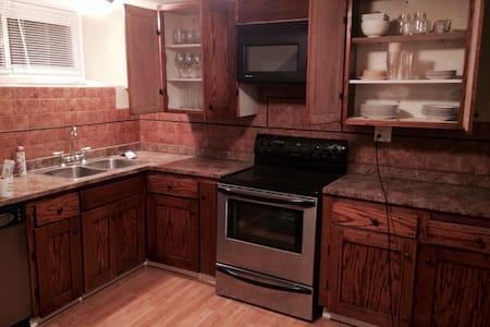 Basement apt in the heart of KW - Kitchener
