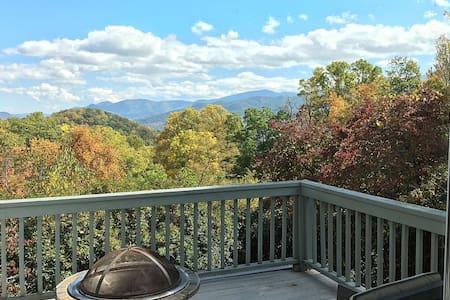 21 min to Asheville, mountain retreat at 4,000 ft - Waynesville