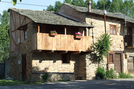 Casa rural en el Bierzo - Casa